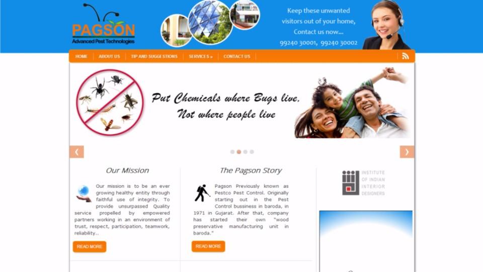 Pagson Pest Control
